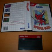 [VENDUS] 28 jeux MASTER SYSTEM -> 100€ FDPIN Spiderman