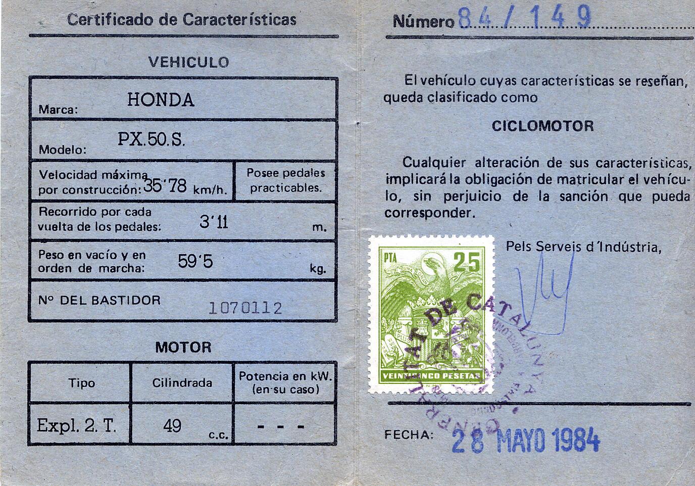 Mi Honda PX '84 - Página 4 Px3