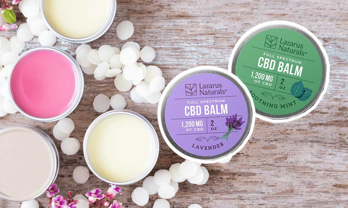 How to Use CBD Balms?