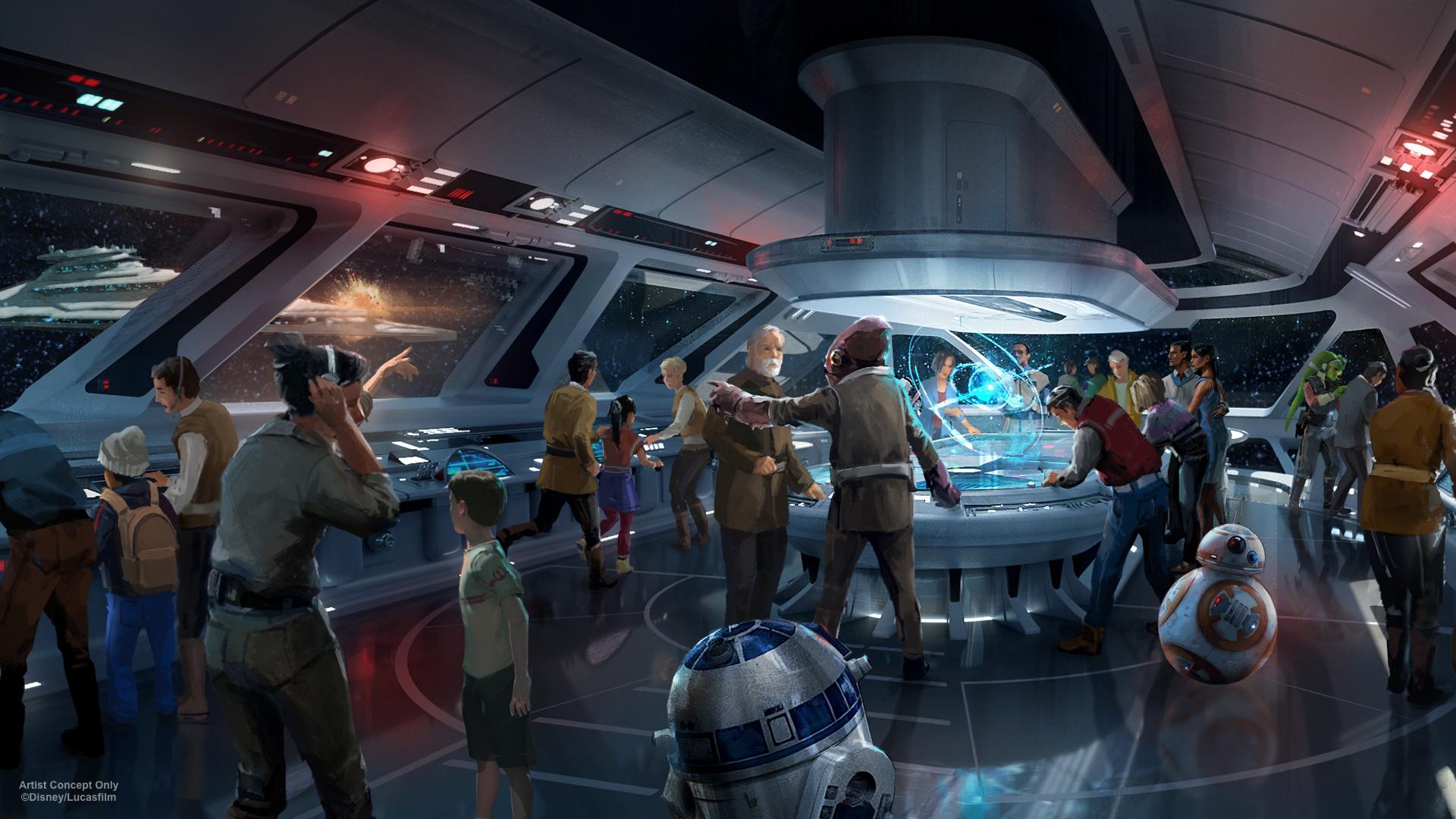 Star Wars Hotel Orlando Walt Disney World