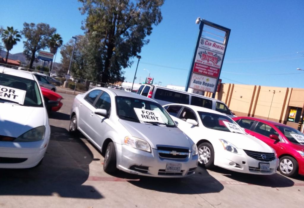 Auto Rental Car