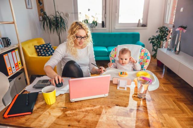 Идеи для заработка для мам в декрете