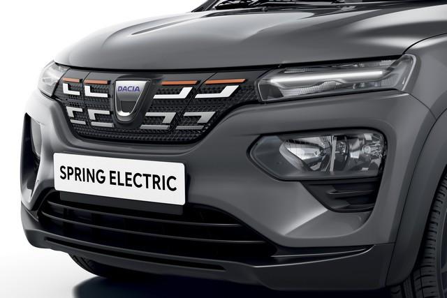 Nouvelle Dacia Spring Electric : La Révolution Électrique De Dacia 2020-Dacia-SPRING-14