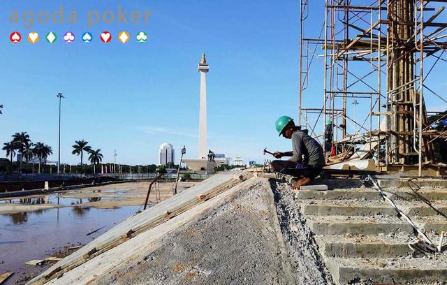 Menpupera: Komisi Pengarah Belum Setujui Revitalisasi Monas