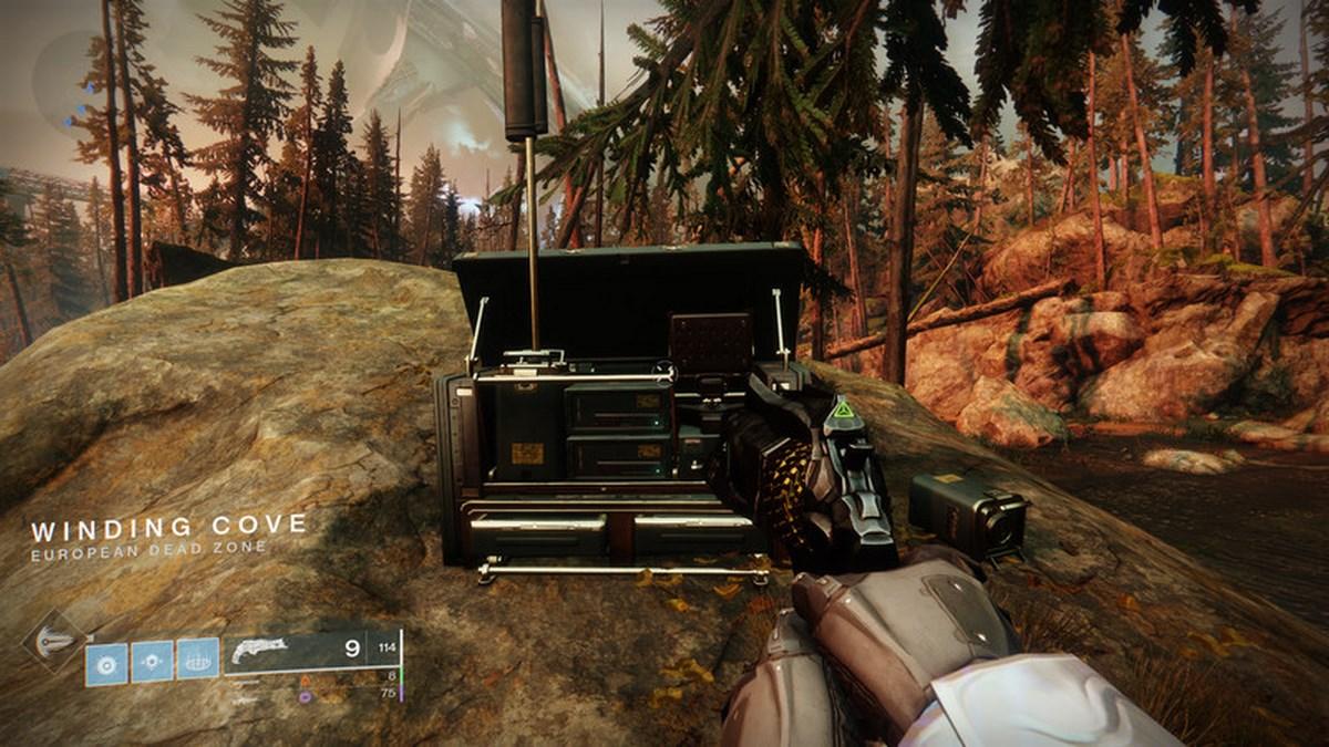 Destiny 2 - все записи Скитальца