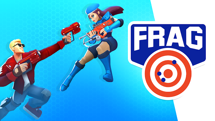 FRAG Pro Shooter (MOD, Diamond & AntiBan)