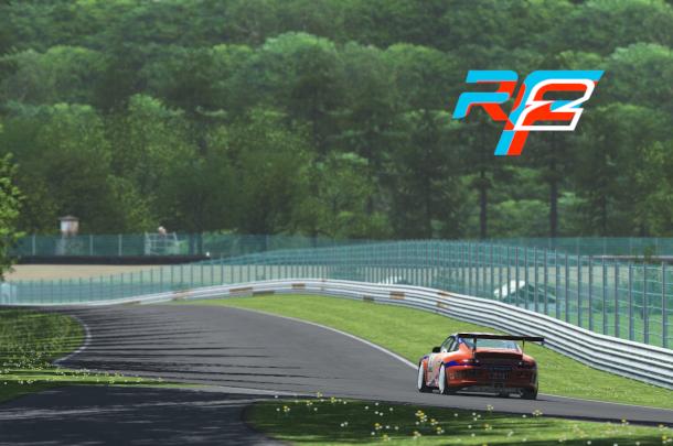 Flat 6 (Porsche Cup) - Fan Race - Salzburgring