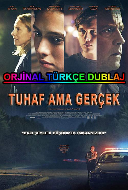 Tuhaf Ama Gerçek | Strange But True | 2019 | BDRip | XviD | Türkçe Dublaj | m720p - m1080p | BluRay | Dual | TR-EN | Tek Link