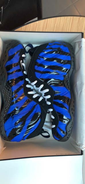 info for 8c05c 2daa3 Tiger Foamposites on Sale Sat 3/9 - Printable Version
