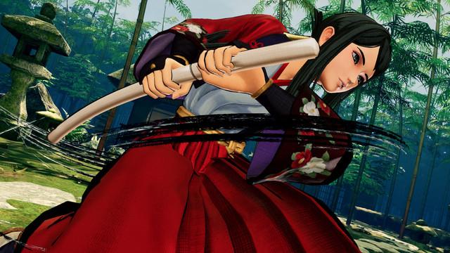 劍戟對戰格鬥遊戲《SAMURAI SHODOWN》季票3 DLC角色第2彈「高嶺 響」4月28日正式上線! SS05