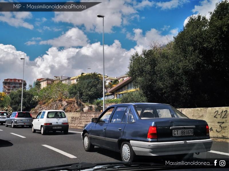 avvistamenti auto storiche - Pagina 23 Opel-Kadett-1-4-75cv-89-CT891876-2