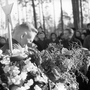 Dyatlov pass funerals 9 march 1959 25