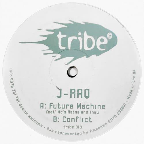 Download J-Raq - Future Machine / Conflict mp3