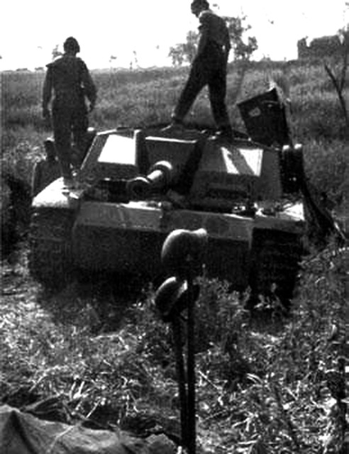 muerte stug III