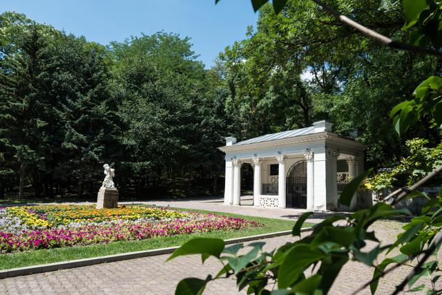 бювет, Ессентуки, достопримечательности, Курортный парк,  минеральная вода, что посмотреть в Ессентуках