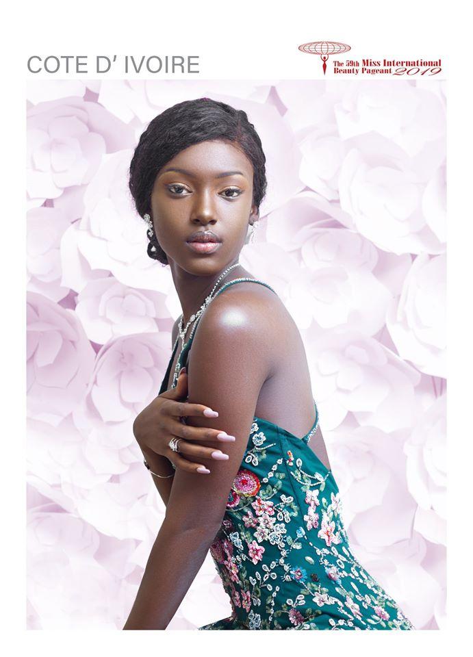 Round 31st : Miss International 2019 1