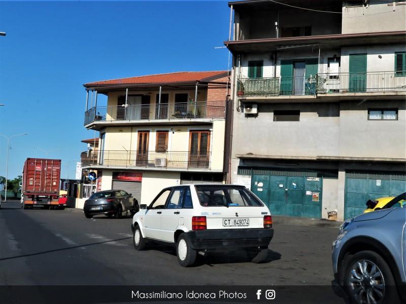 avvistamenti auto storiche - Pagina 25 Seat-Ibiza-Special-900-44cv-89-CT849074