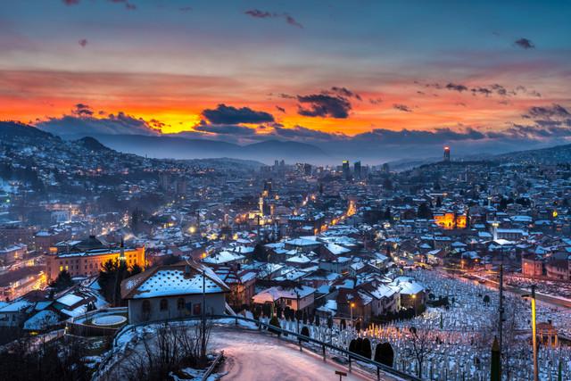 Sarajevo la mia citta