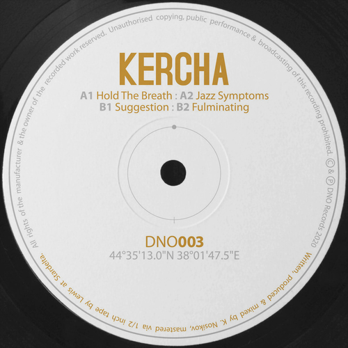 Kercha - Fulminating EP
