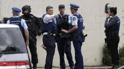 Tim Kriket Hampir Jadi Korban Penembakan Masjid Christchurch