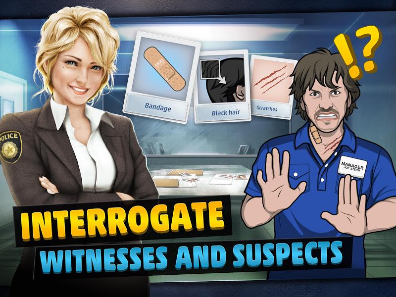 Criminal Case (MOD, Unlimited Energy/Hints)