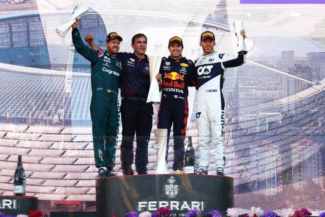 F1 GP d'Azerbaijan 2021 : Victoire Sergio Pérez (Red Bull Racing) 1322171541