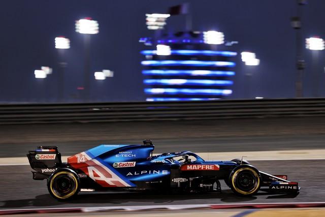 Alpine F1 Team bredouille à Bahreïn après un début de saison âprement disputé Grand-Prix-Gulf-Air-de-Bahren-2021-11