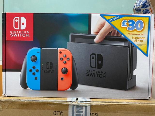 Les différents pack Switch 30