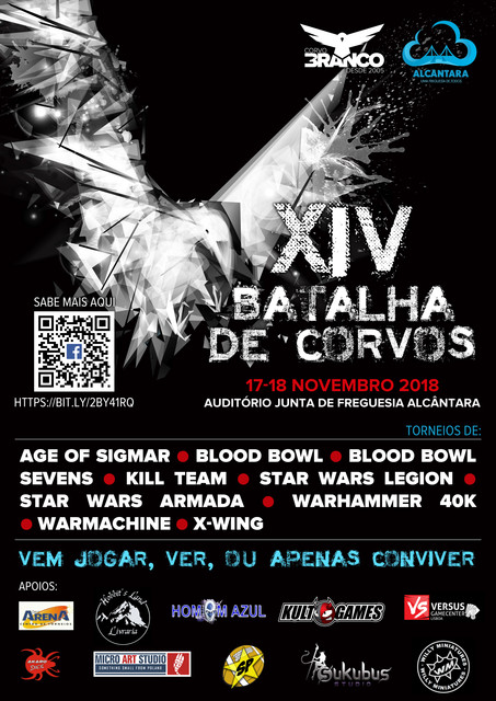 Batalha de Corvos cartaz large