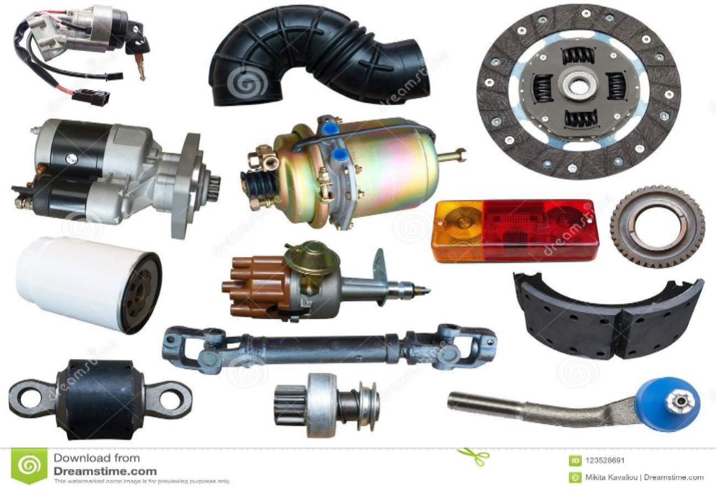 Used Automotive Parts Power System