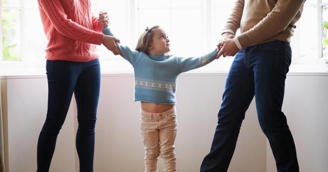 Child Custody in Divorce Cases
