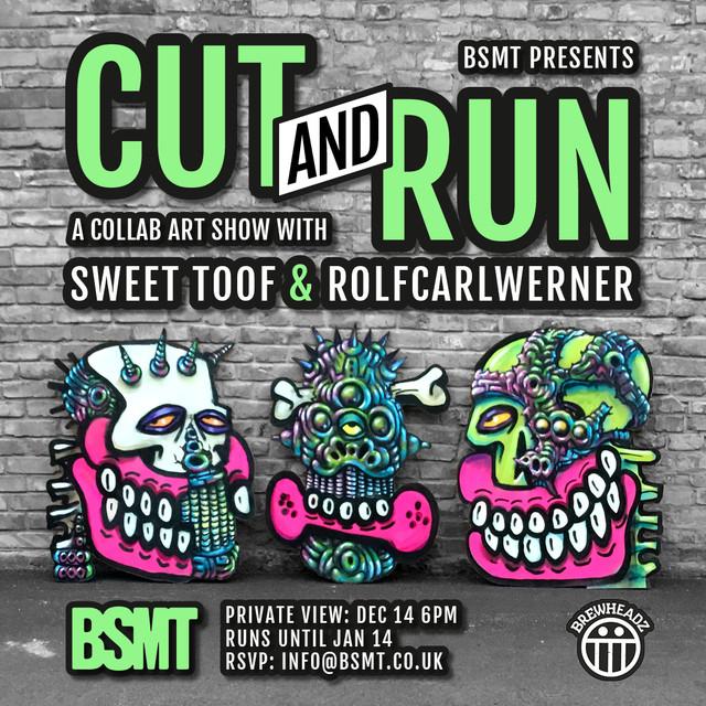BSMT Cut and Run flyer New