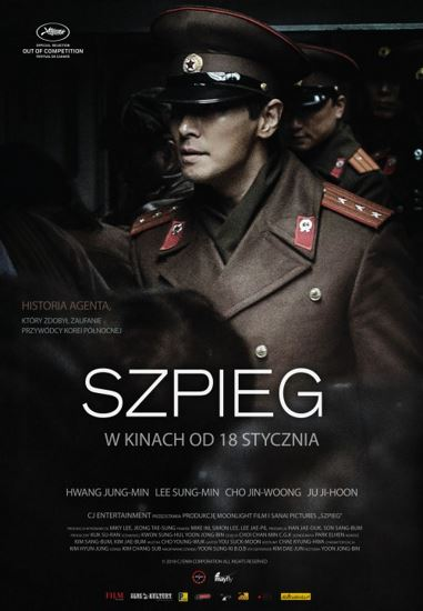 Szpieg / The Spy Gone North (2018) PL.HDTV.XviD-DiDi | Lektor PL