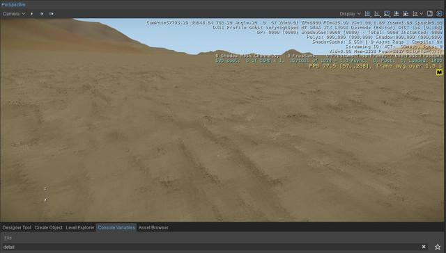 screenshot cryengine