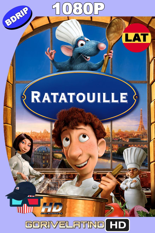 Ratatouille (2007) BDRIP 1080p Latino-Ingles MKV