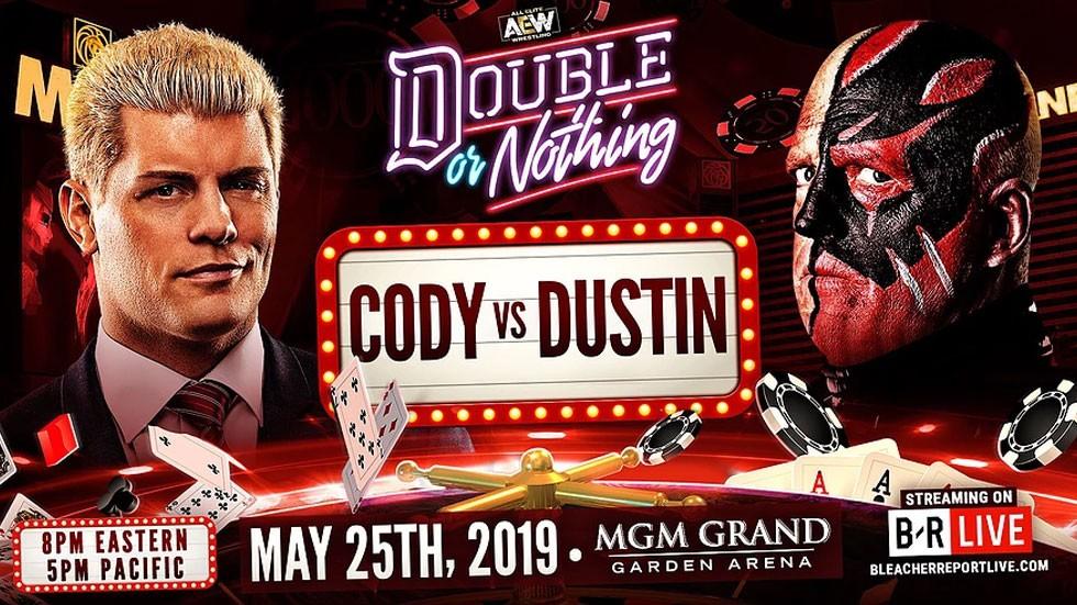 Cody vs. Dustin
