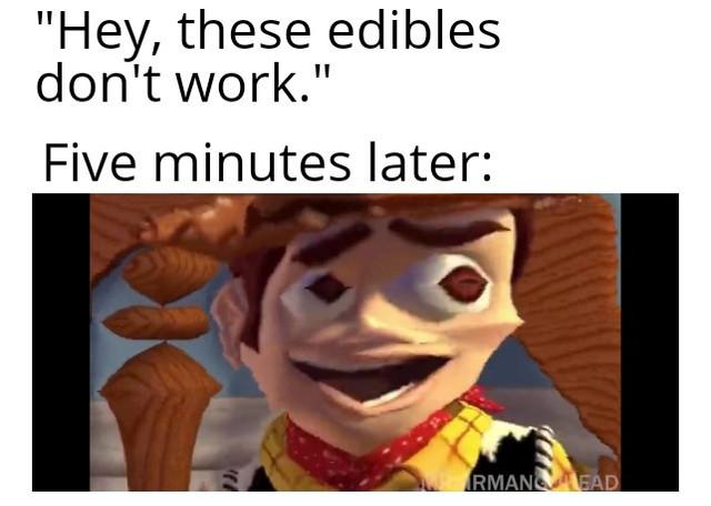 Edibles-toy
