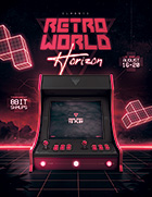 retro-gaming-flyer-80s-arcade-cabinet-mock-up-1980s-synthwave-video-games-poster