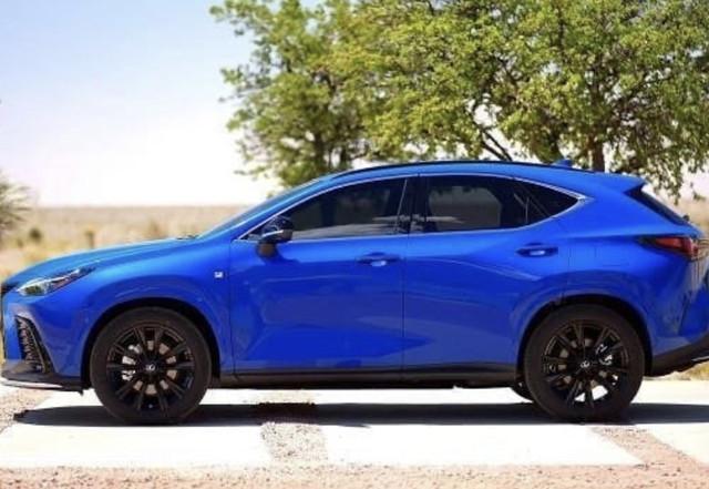 2021 - [Lexus] NX II - Page 2 331-D1001-A92-F-4-EE9-AF45-A659266-DEBE9
