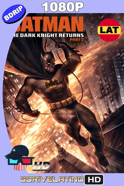 Batman: El Caballero de la Noche Regresa – Parte 2 (2013) BDRip 1080p Latino-Inglés MKV