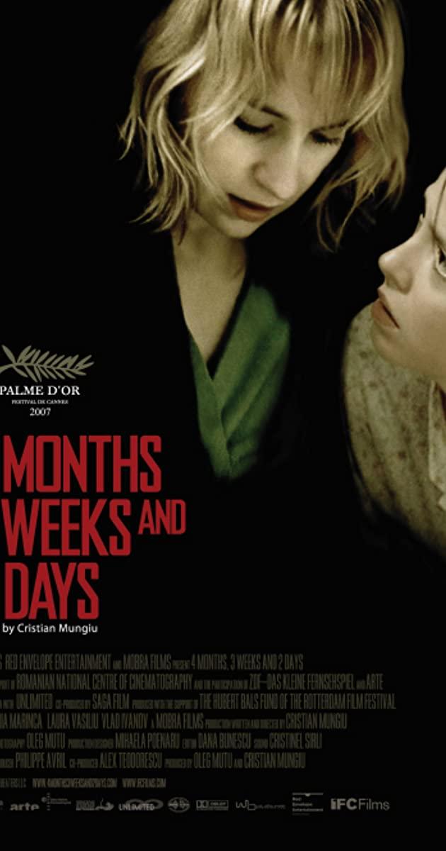 4 თვე, 3 კვირა და 2 დღე 4 MONTHS, 3 WEEKS & 2 DAYS