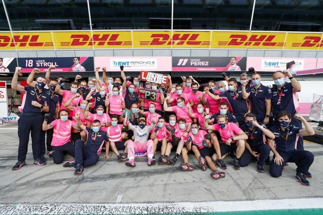 F1 GP d'Italie 2020 : Victoire Pierre Gasly (Alpha Tauri) 249