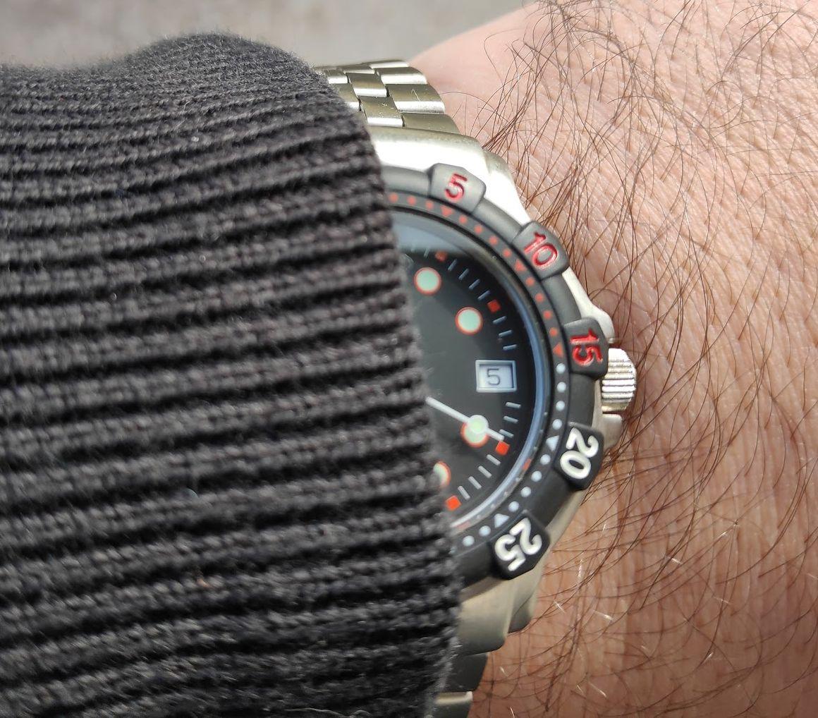 Qual o relógio? Quizz