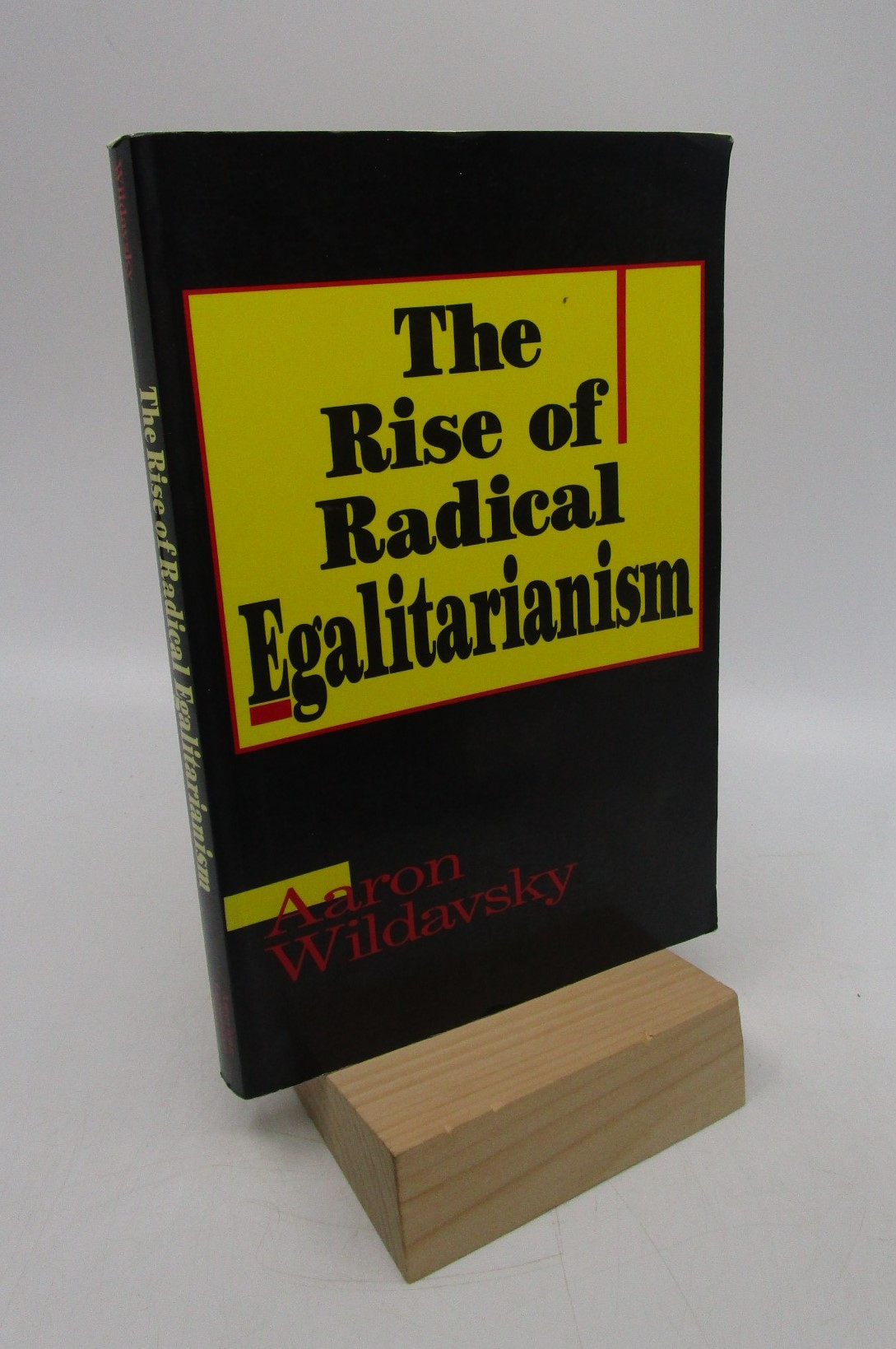 Image for The Rise of Radical Egalitarianism