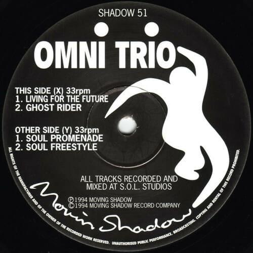 Download Omni Trio - Vol. 5: Soul Promenade mp3