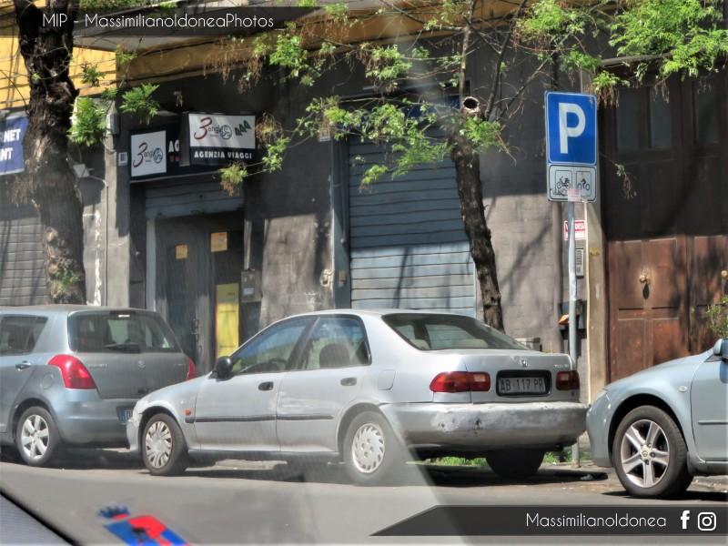 avvistamenti auto storiche - Pagina 16 Honda-Civic-1-5-90cv-94-AB117-PR