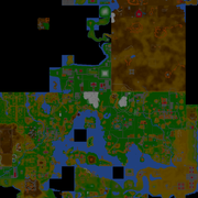 ClassicKBD Full World Map - NEW Ground-Floor