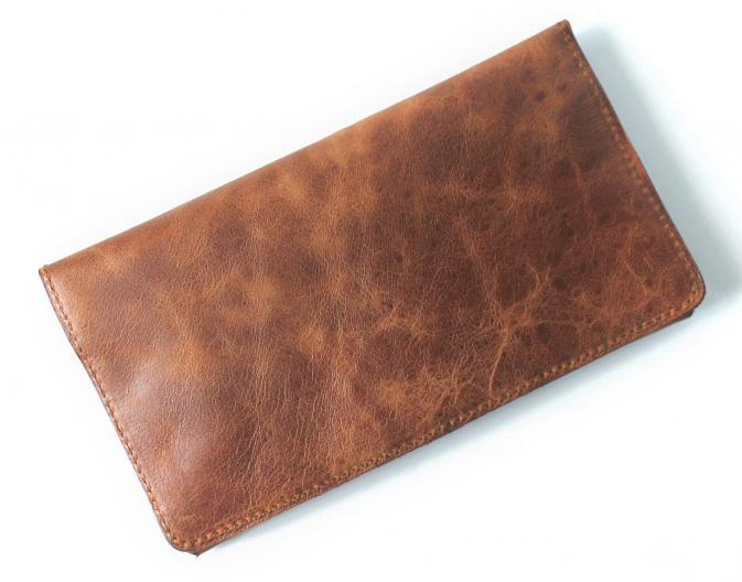 Мужской кошелек из натуральной кожи Cavallo Pazzo