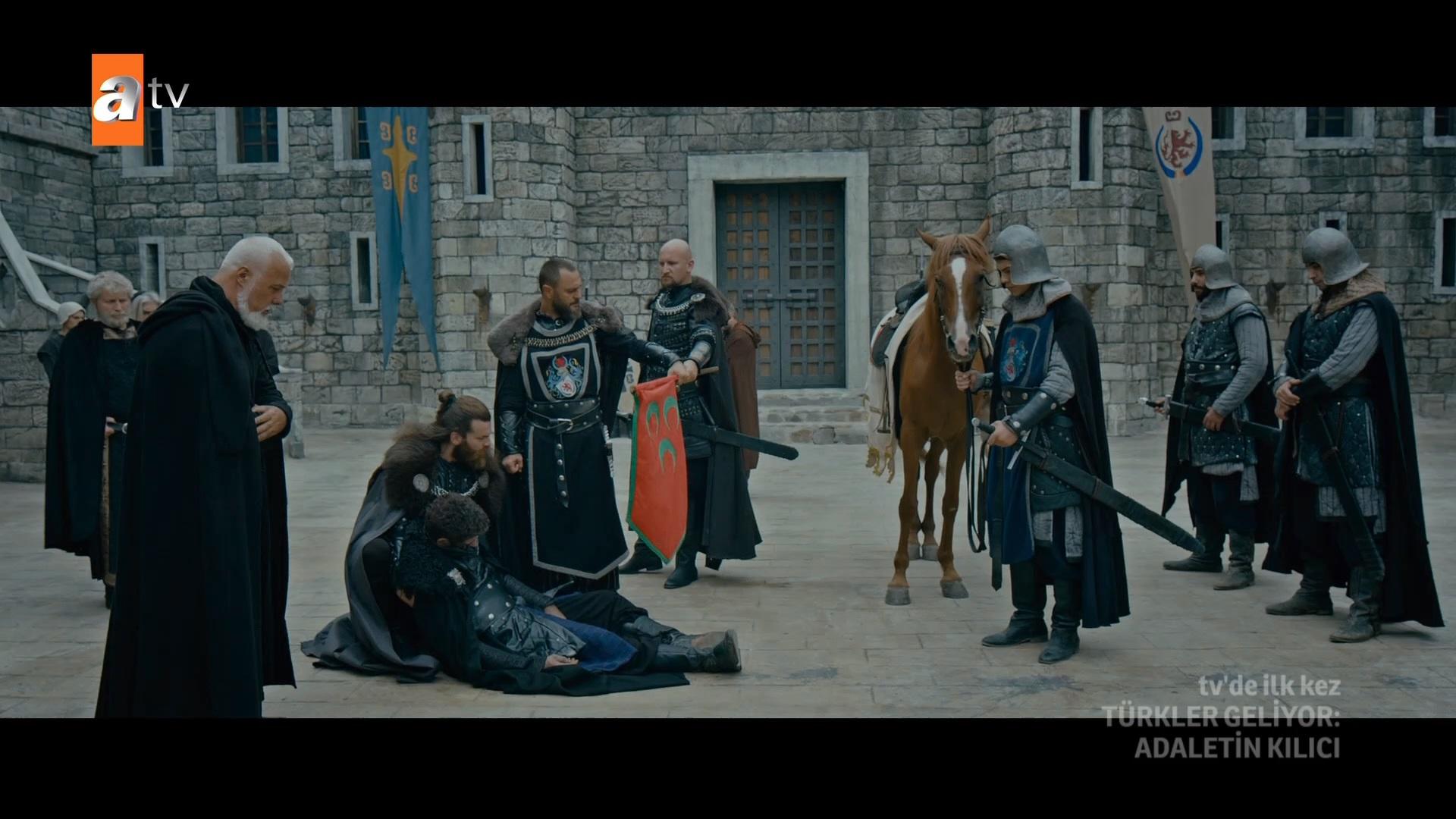 Türkler Geliyor: Adaletin Kılıcı | 2020 | Yerli Film | HDRip | XviD | 720p - 1080p - m720p - m1080p | HDTV | Tek Link