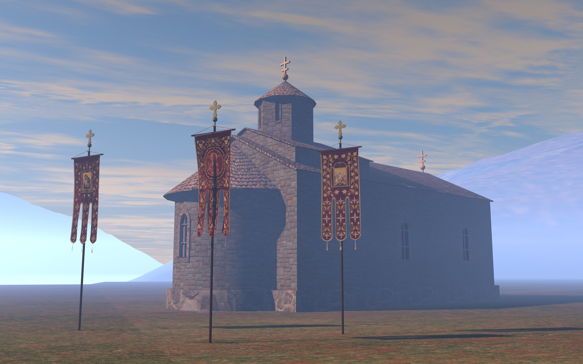 Otkriveni temelji manastira u Rožnju. Rozanj5-A0806
